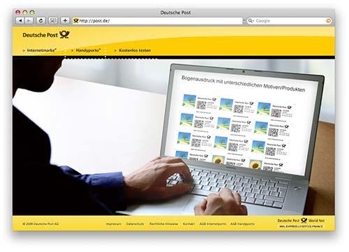 Deutsche Post mobile