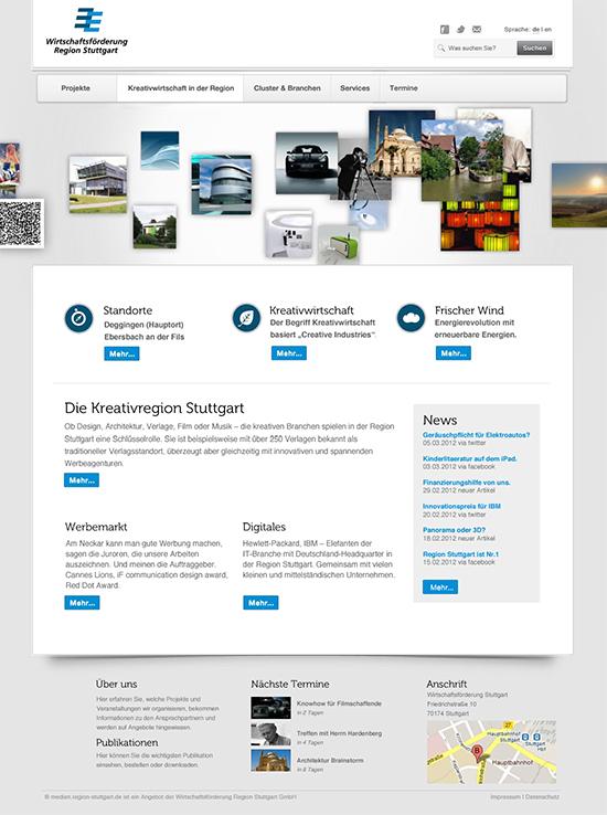 Kreativregion Stuttgart